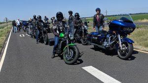 2018-06 Redwood Riders Freeport Ride
