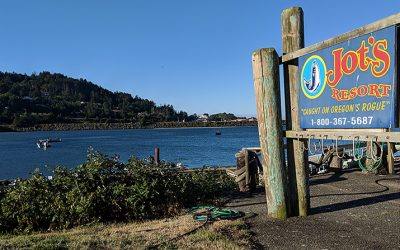 2018-07-20 Gold Beach 3-Day Ride