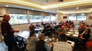 2018-08 August General Meeting
