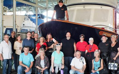2018-10-13 George's Boat & Ice Cream Ride