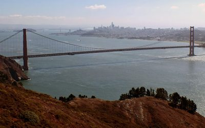 2018-10-10 Golden Gate Bridge Ride