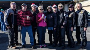 2018-12-02 Cloverdale Toy Run