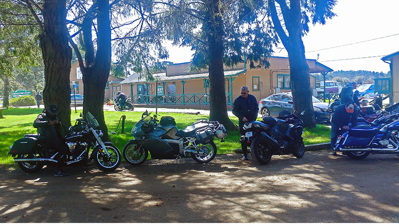 2019-04-10 Point Arena / Gualala Ride