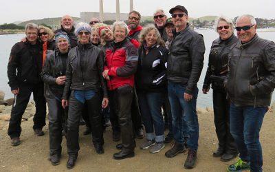 2019-04-26 Hearst Castle 3-Day Ride