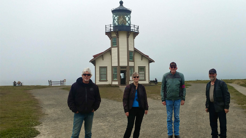 2019-06-01 Pt. Cabrillo Lighthouse Ride