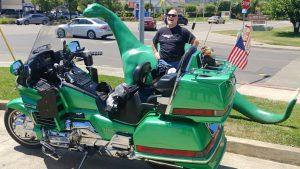 2019-07-21 Calpella Ride