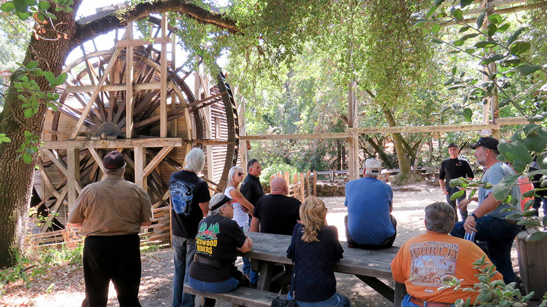 2019-09-11 Bale Grist Mill Ride