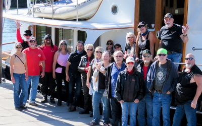 2019-10-20 Boat & Ice Cream Ride