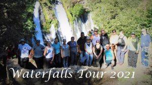 2021-06-25-27 Waterfalls Tour